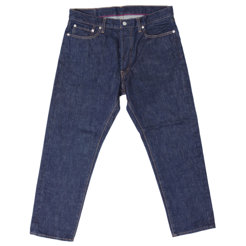 5PKT ANKLE DENIM one wash【ORDINARY FITS】