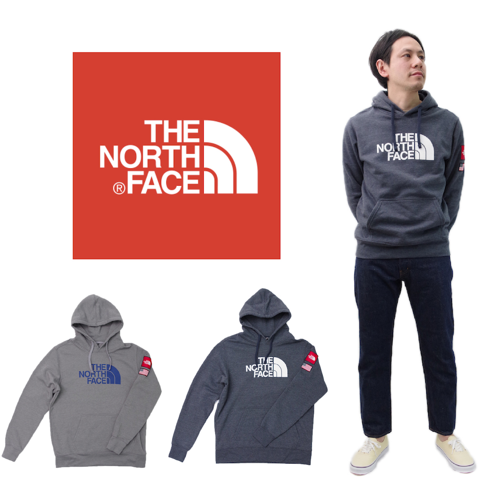 SWEAT アメリカーナP/O Hoodie【NORTH FACE】