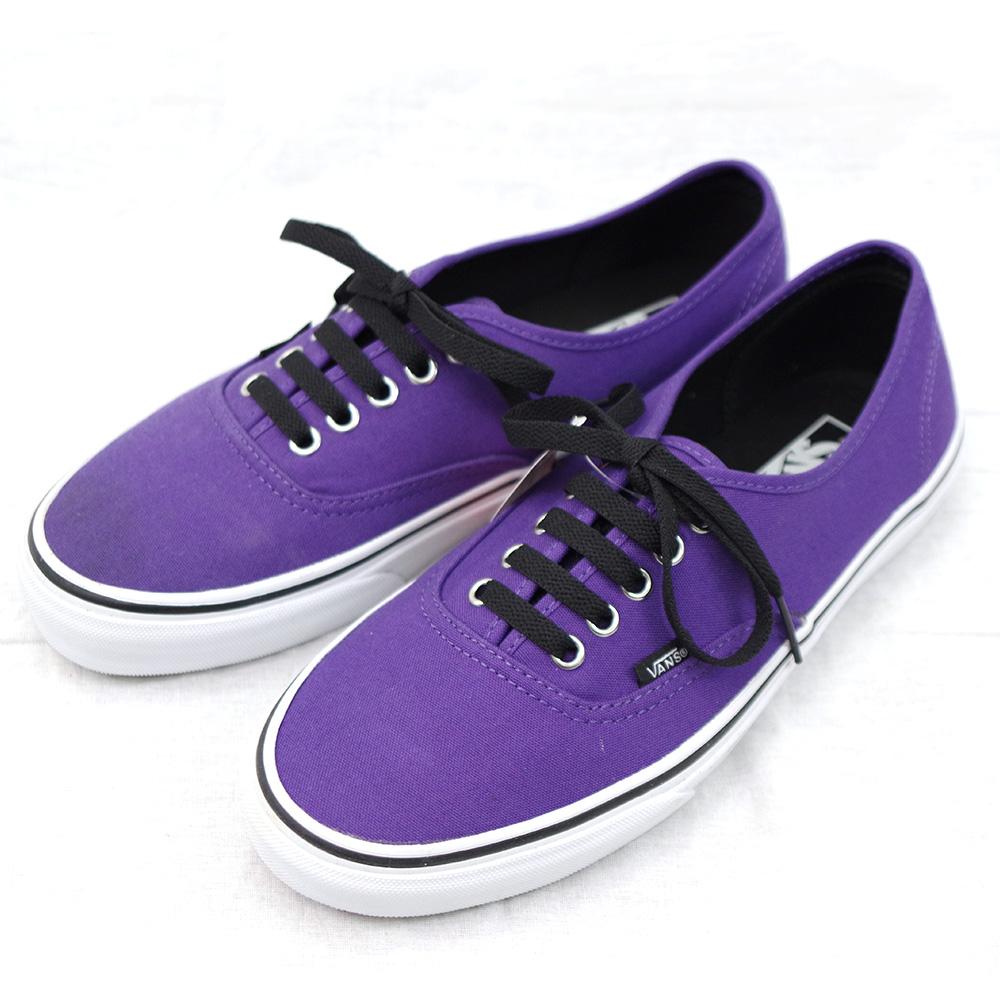 汚れあり(20%OFF)DEADSTOCK Authentic Dark Purple【VANS】