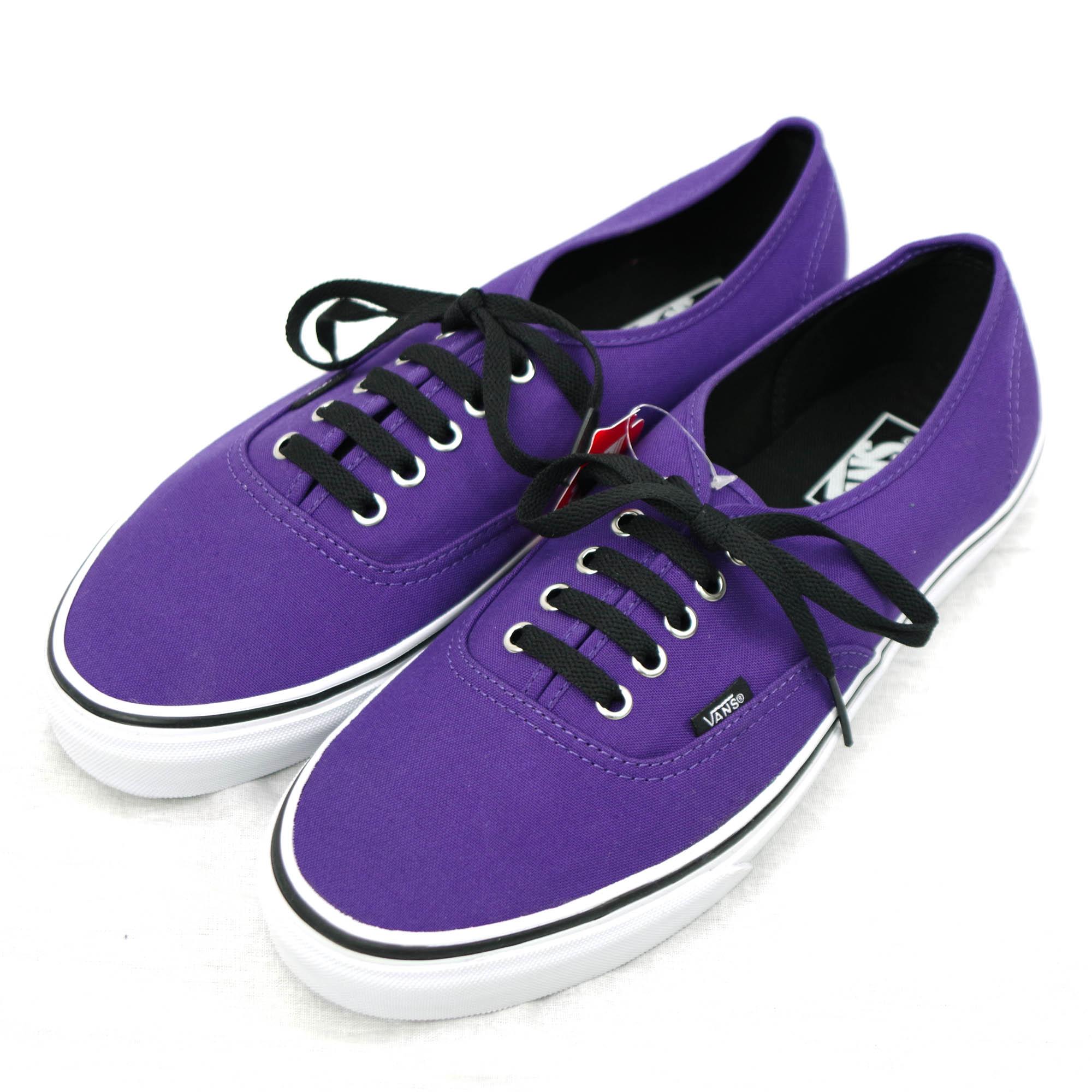 DEADSTOCK Authentic Dark Purple【VANS】