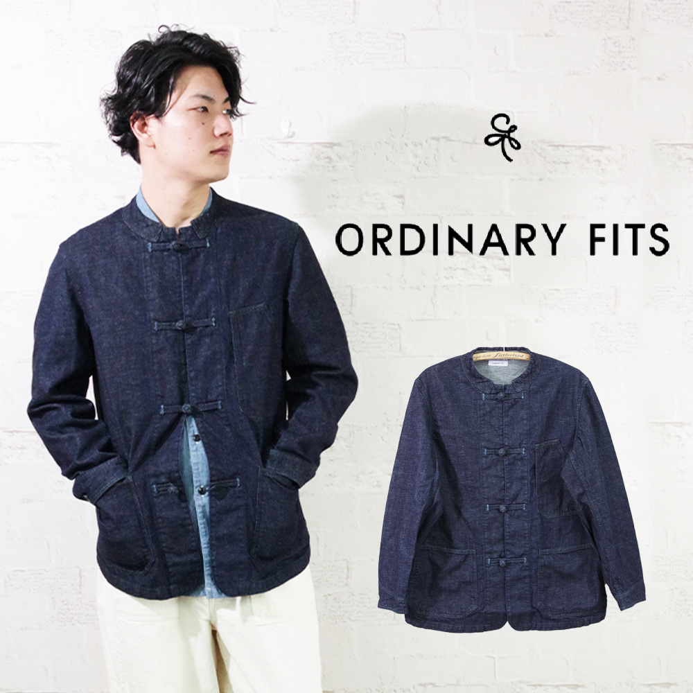 CHINA COVERALL OW【ORDINARY FITS】