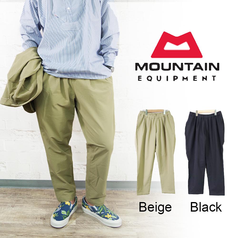 TECH PANTS 【MOUNTAIN EQUIPMENT】