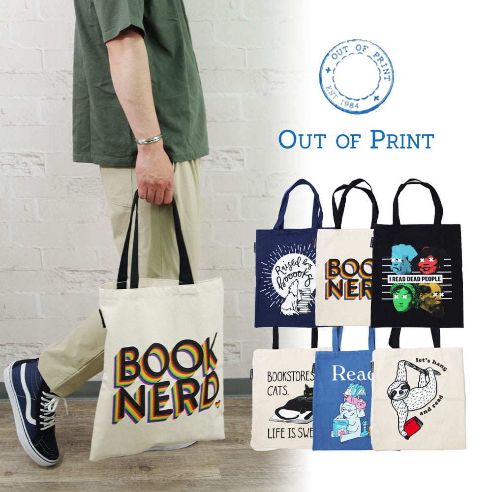 TOTE BAG 【OUT OF PRINT】