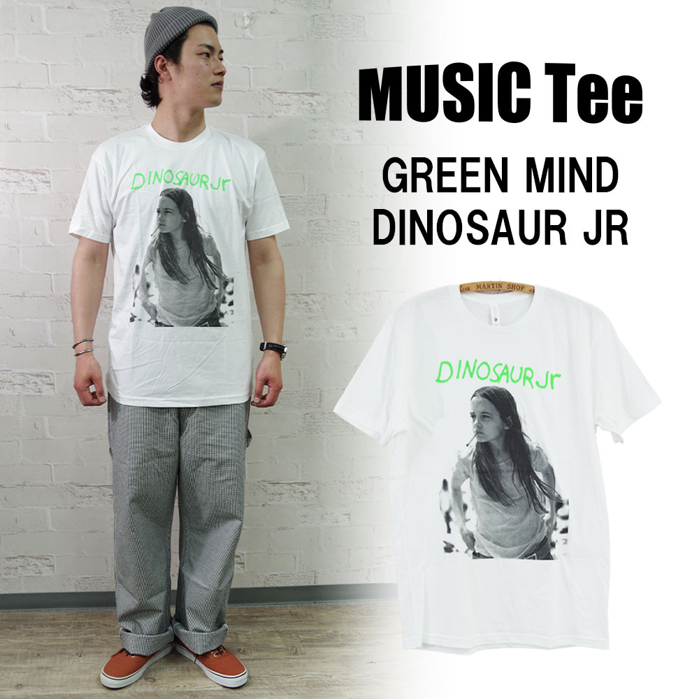 GREEN MIND-DINOSAUR JR 【MUSIC Tee】