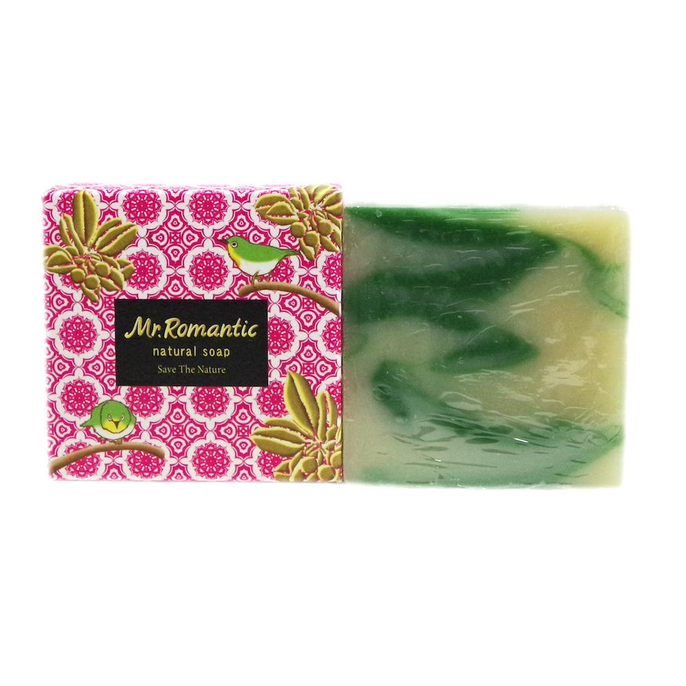 NATURAL SOAP Mr.Romantic 【MIYAKOJIMA JABON】