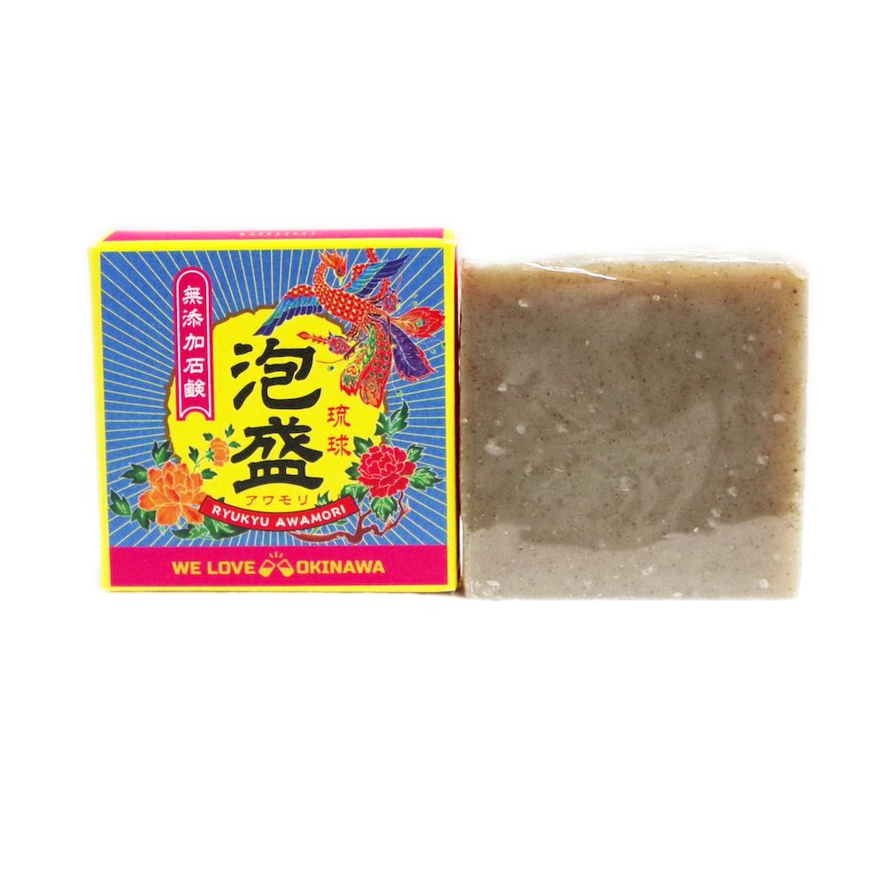 NATURAL SOAP 琉球Spirits 【MIYAKOJIMA JABON】