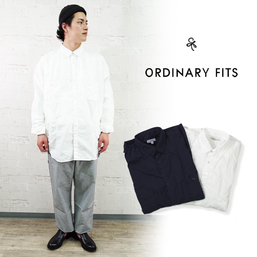 BIG WORK SHIRTS 【ORDINARY FITS 】