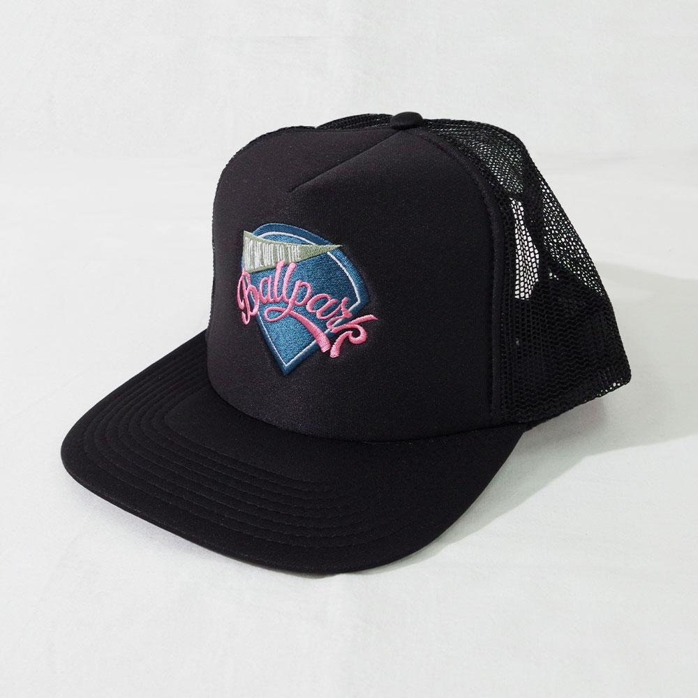 【JHANKSON(ジャンクソン)】MESH CAP BASEBALL PARK メッシュキャップ ベースボールパーク