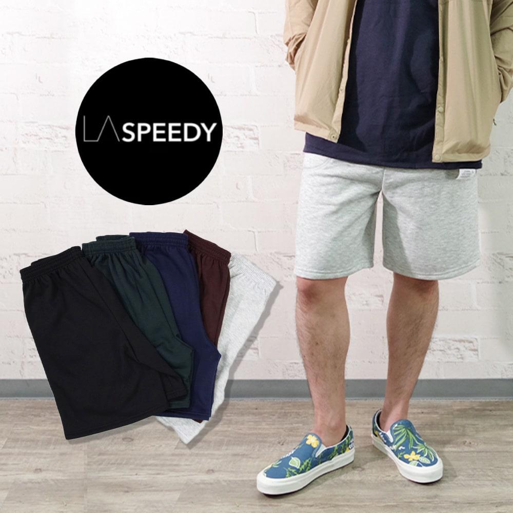 Classic Fleece Sweatshorts 【LA SPEEDY】