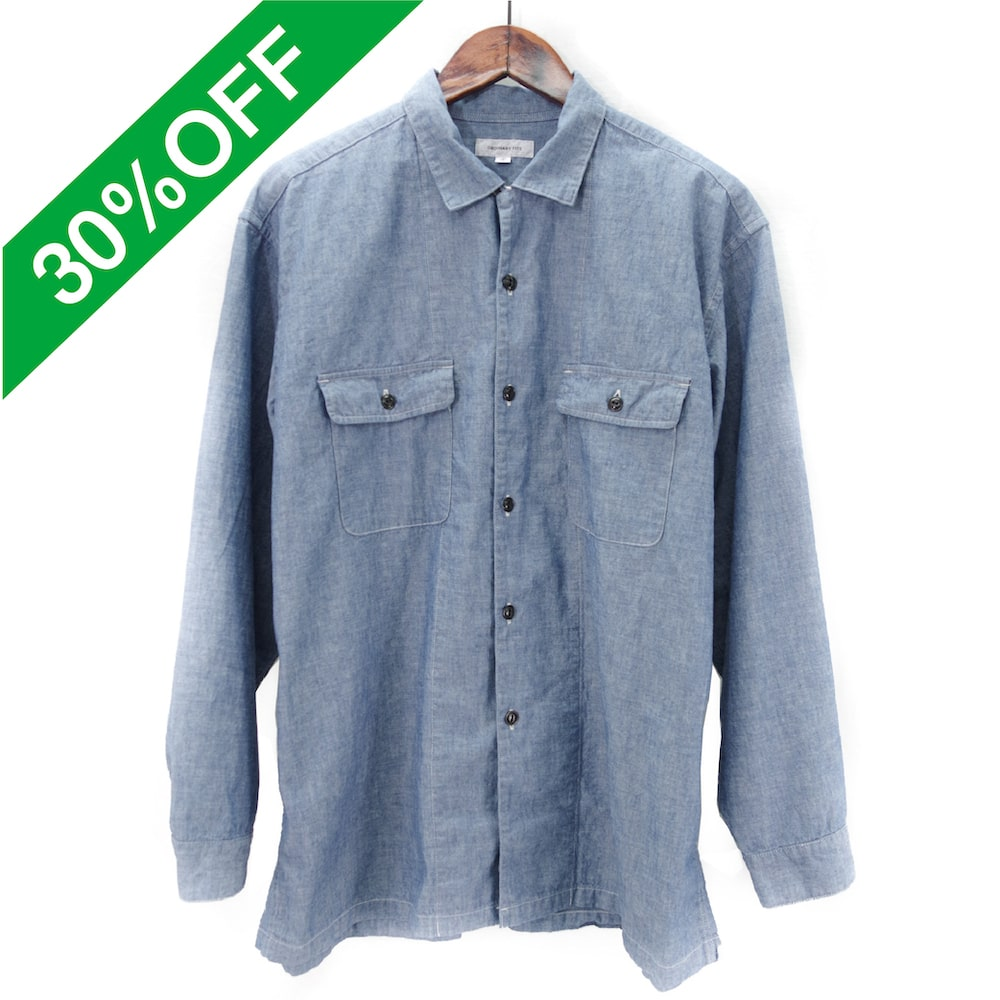 30%OFF ENGINEERS SHIRTS 【ORDINARY FITS】