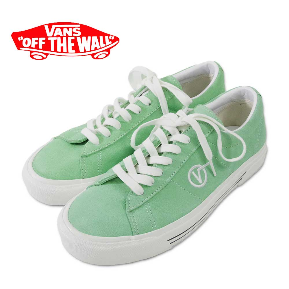【VANS(バンズ)】Sid DX ANAHEIM FACTORY Neon Green シドDXアナハイムファクトリー ネオングリーン